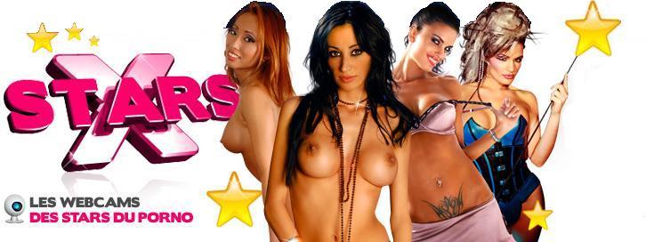 Les Webcams des Stars du Porno